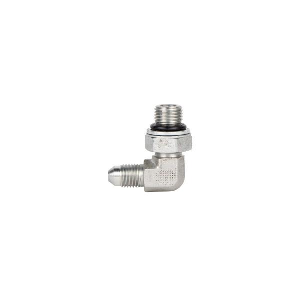 Stellbarer Winkeladapter 90° R auf JIC SuperSaw 555-S