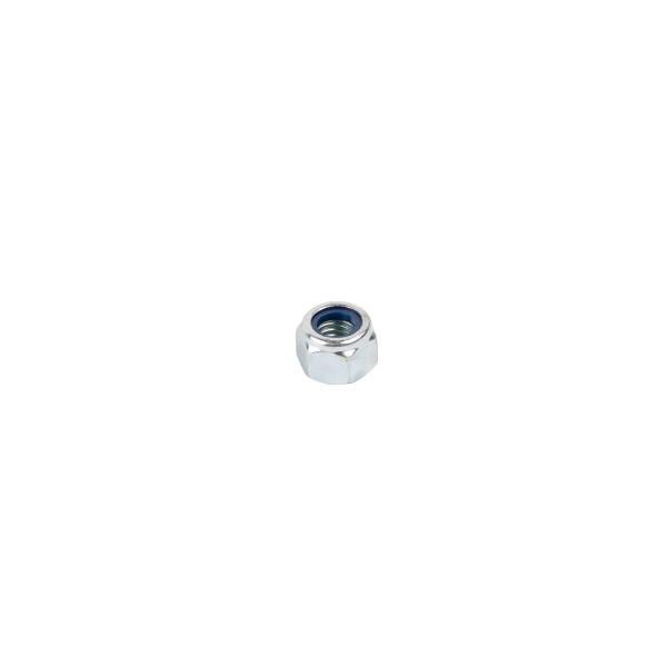 Sechskant-Mutter M8, FK8 mit Polyamidklemmteil, hohe Form ISO 7040