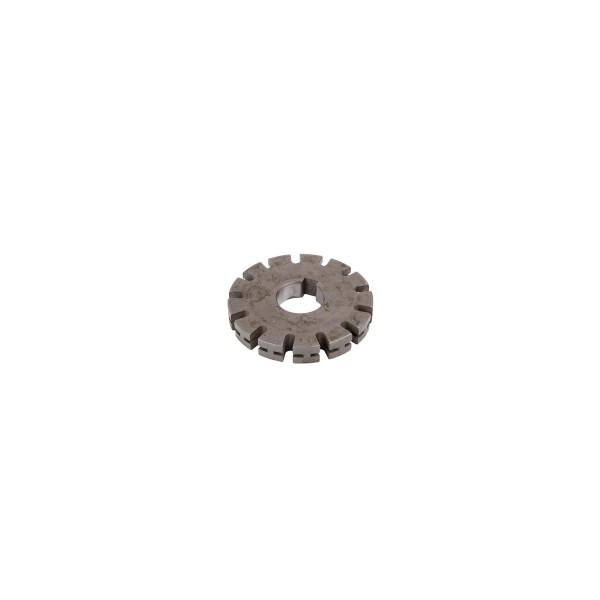 Ringkettenrad 13 Zähne, 25 mm Welle, SuperCut 100