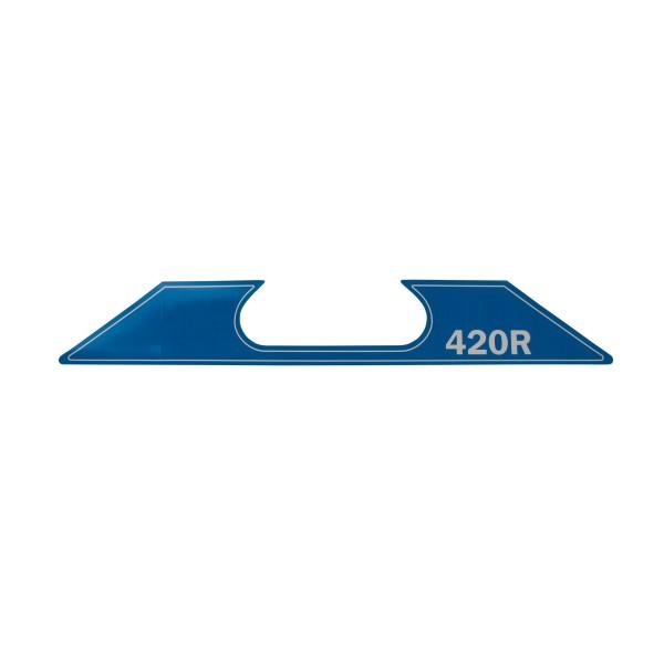 ET SG-2-420-R Aufkleber Geräte Nr. 0718650; SN051-1106+; Zeichnung 0718932-02; Stand Rev-08, 01-13