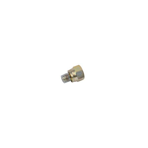 "ET SS- 651-S-40 Gerader Adapter 7/8 JIC ÜWxAG JIC 9/16"" RJJ 0964 Geräte Nr. 0726177; SN053-0106+; Zeichnung 0726116-01; Stand Rev-01, 01-16"