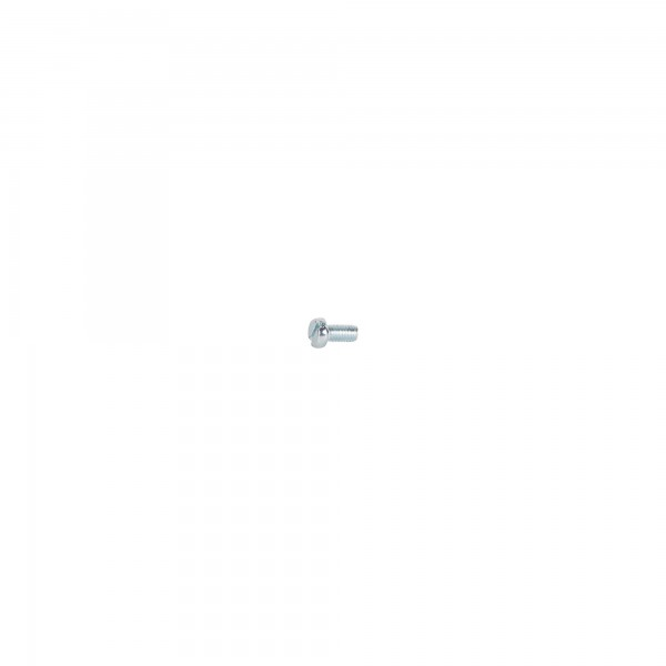 Schlitzschraube ISO1207, M4x8