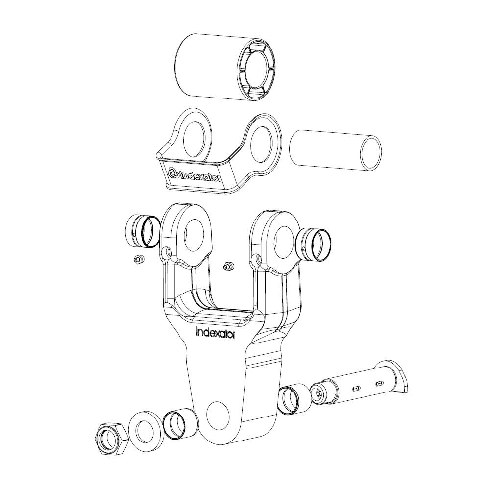 INDEXATOR spare parts for links