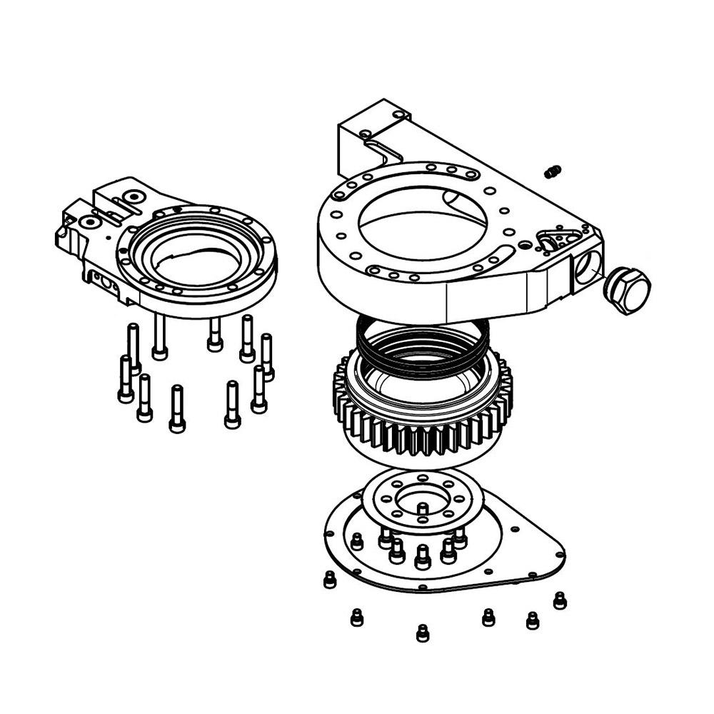 HULTDINS SuperCut spare parts