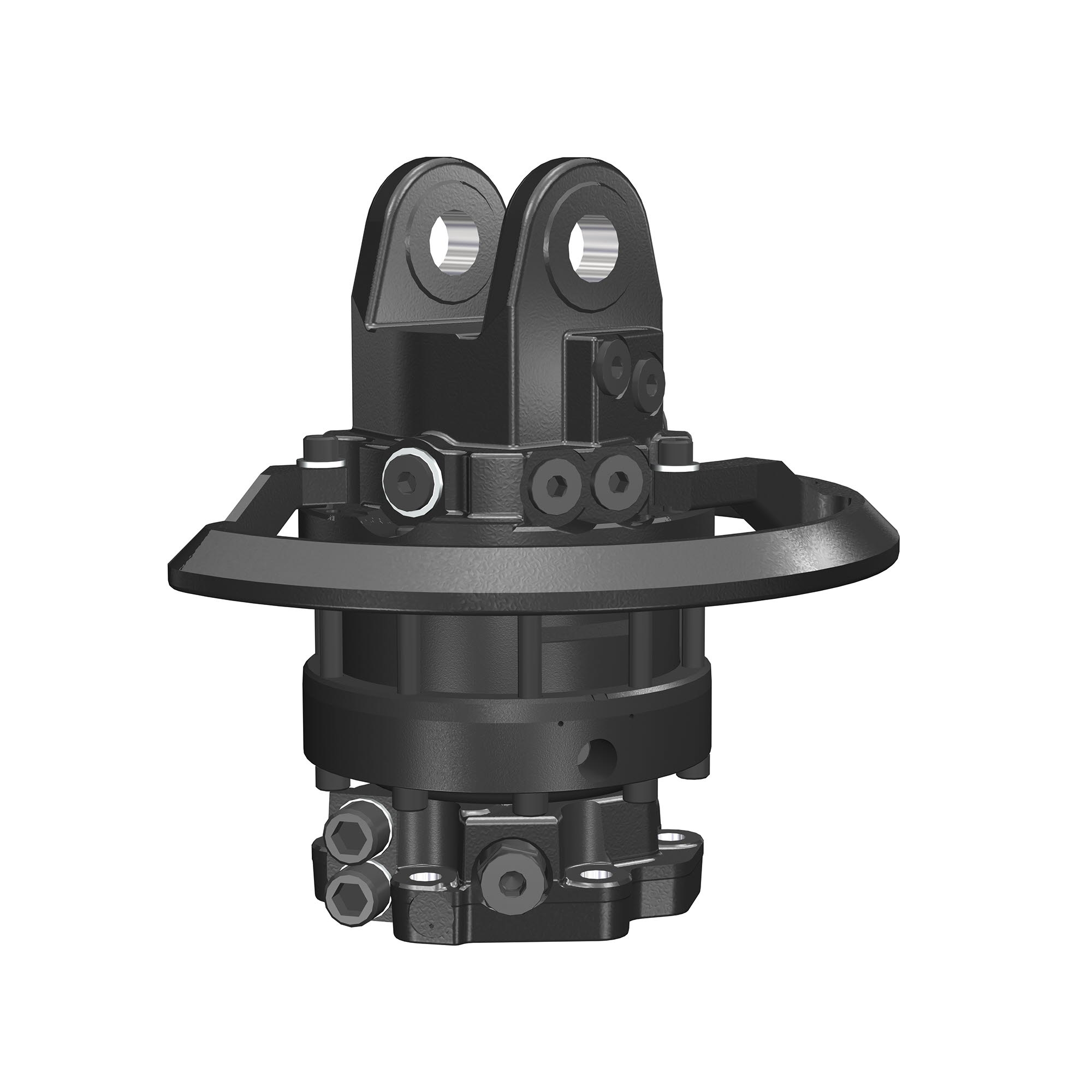 rotateurs pour grappin-scies