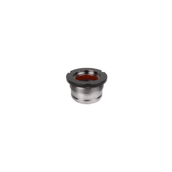 ET SG-1-300-RS Führungsmutter Hydraulikzylinder 80/56, anziehen mit 600 Nm und verkleben mit Loctite 243 Geräte Nr. 0670390; SN063-0388+; Zeichnung 0150081-00; Stand Rev-01, 01-19