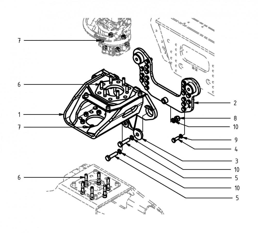 Rotator-Aufnahme HD 173