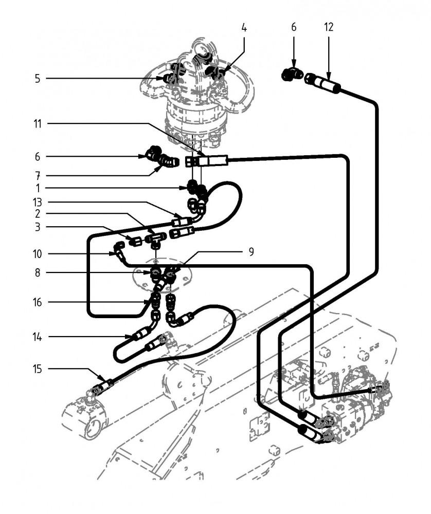 Schlauch-Adapter-Satz HD 173