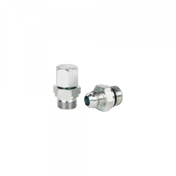 Einschraub-Adapter gerade G 3/4-ED x 7/8 JIC, AxA (Alle SuperGrip I, SuperSaw 350/550/555/651, GLC50