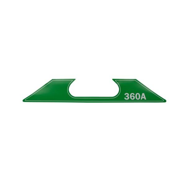 ET SG-2-360-A Aufkleber Geräte Nr. 0718660; SN050-1578 +; Zeichnung 0718913-01; Stand Rev-03, 01-15