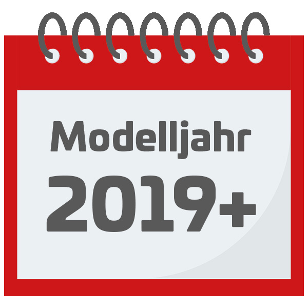 Modelljahr 2019+
