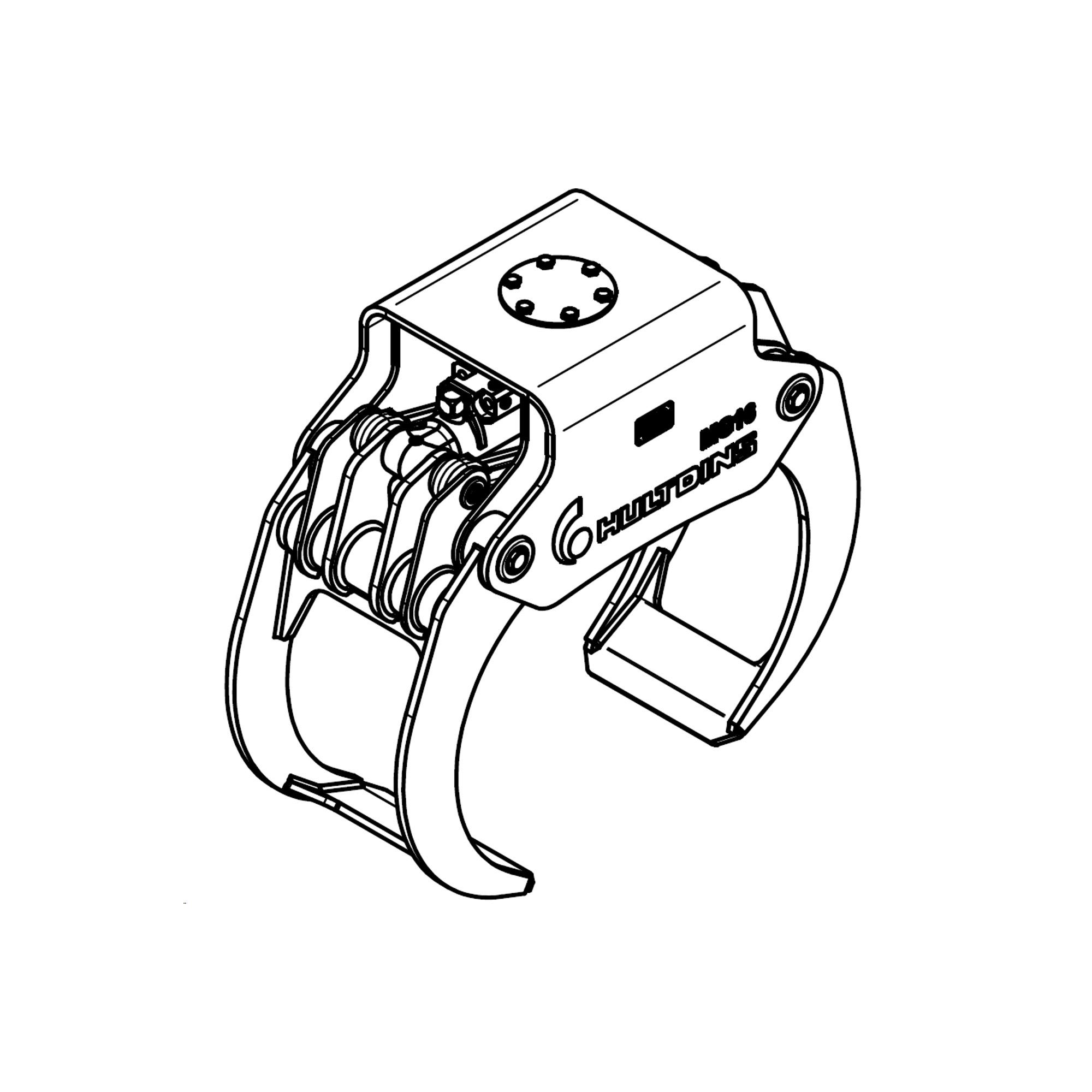 Univerzální chapadlo MultiGrip U