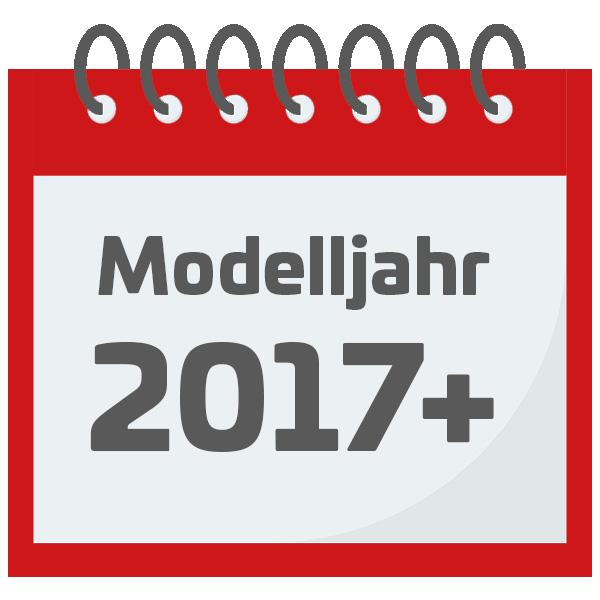 Modelljahr 2017+
