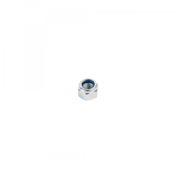 Sechskant-Mutter M16, FK10 mit Polyamidklemmteil, hohe Form ISO 7040