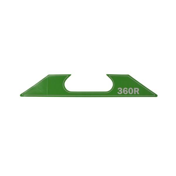 ET SG-2-360-R Aufkleber Geräte Nr. 0718690; SN050-1191+; Zeichnung 0718912-02; Stand Rev-08, 01-13