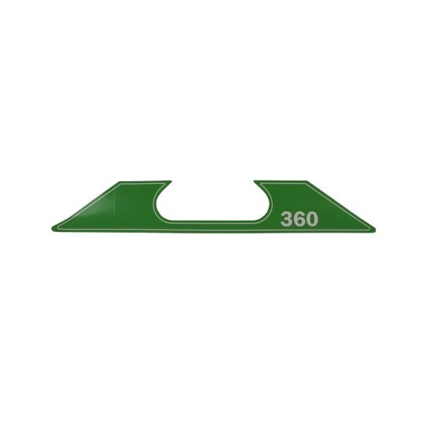 Aufkleber SuperGrip II 360